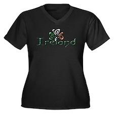 Ireland.png Plus Size T-Shirt