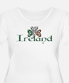 Ireland.png Plus Size T-Shirt