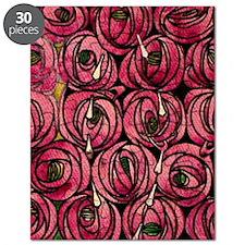 Mackintosh - Roses Puzzle