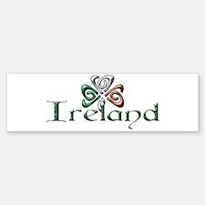 Ireland.png Bumper Bumper Bumper Sticker
