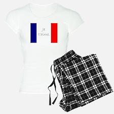 Je t'aime (I love you) - Ch Pajamas