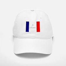 Je t'aime (I love you) - Charlie / French supp Baseball Baseball Cap