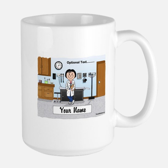 Doctor, Female Mugs