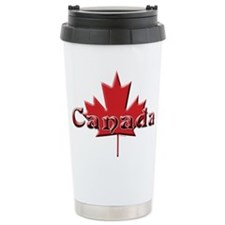 Canada: Maple Leaf Travel Coffee Mug