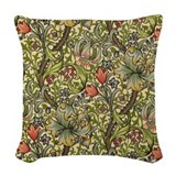 William morris Throw Pillows