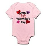 Valentines day Bodysuits