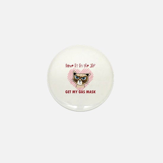 Unique Grumpy cat Mini Button