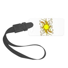 Here comes the sun Luggage Tag