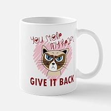 You Stole My Heart - Give it back Mug
