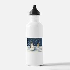 Snowman's Dream Water Bottle