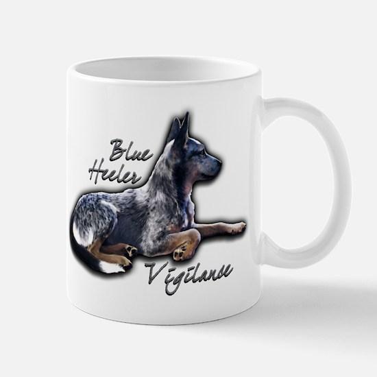 Cute Blue heeler Mug