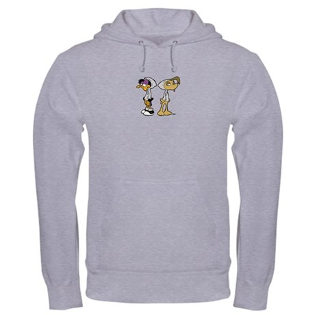 Quacker and Bowen Hooded Sweatshirt