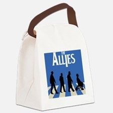 Allies Road Canvas Lunch Bag