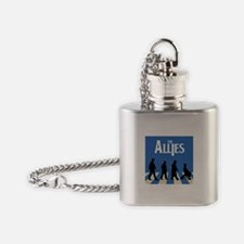 Allies Road Flask Necklace