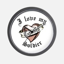 Proud my sailor Wall Clock