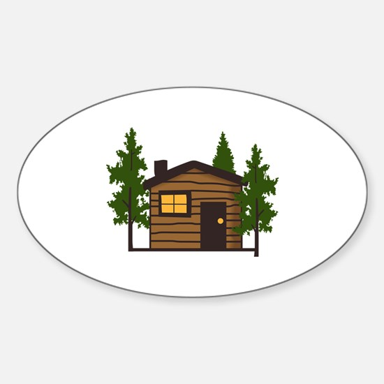 LITTLE CABIN Decal