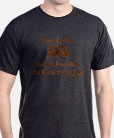 Dont Mess With Trailer Trash T-Shirt