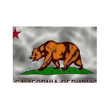 California State Flag Rectangle Magnet