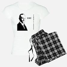 Silent Cal pajamas