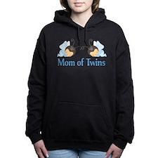Mom Of Twins Women's Hooded Sweatshirt