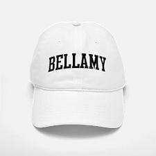BELLAMY (curve-black) Baseball Baseball Cap