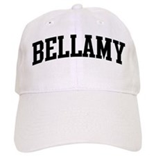 BELLAMY (curve-black) Baseball Cap