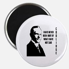 Calvin Coolidge Magnet