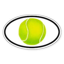 Unique Tennis Decal