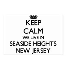 Keep calm we live in Seas Postcards (Package of 8)