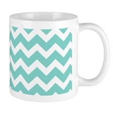Oasis Blue-Green Small Mug