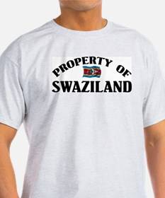 Property Of Swaziland T-Shirt
