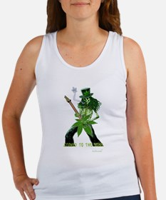 STONED TO THE BONE Tank Top