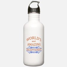Receptionist Water Bottle