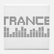 Funny Trance Tile Coaster