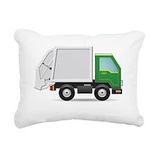 Trucking Rectangular Canvas Pillow