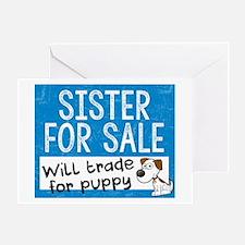 Unique Sale Greeting Card