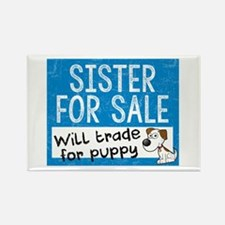 Sister For Sale Magnets
