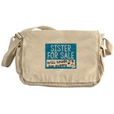 Sister For Sale Messenger Bag