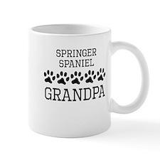 Springer Spaniel Grandpa Mugs