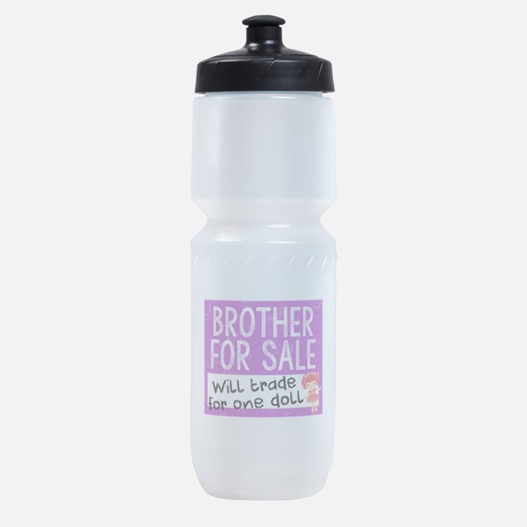 Brother For Sale Sports Bottle