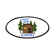 Sweet Home Alabama Patches