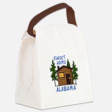 Sweet Home Alabama Canvas Lunch Bag