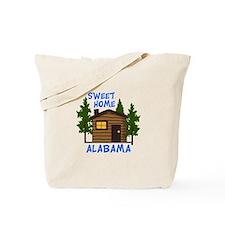 Sweet Home Alabama Tote Bag