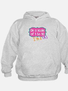 I'm a 13.1 Pink Hoodie