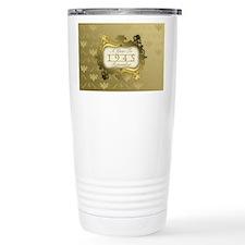 Unique Gold Travel Mug
