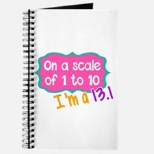 I'm a 13.1 Pink Journal