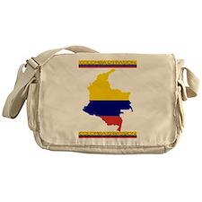 Colombia es pasion Messenger Bag