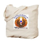 Two Eagles - Tote Bag