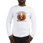 Two Eagles-a on Long Sleeve T-Shirt