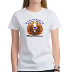 Two Eagles-a on Women's T-Shirt